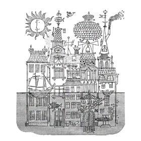 BoråsTapeter – Kinderzimmer Tapete – Salunda