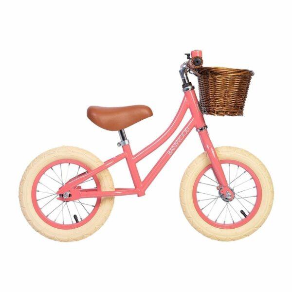 Banwood Balance Bike - First GO - Coral