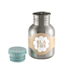 Blafre – Stalen Drinkfles 300 ml – Blauw