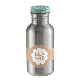 Blafre – Stalen Drinkfles 500 ml – Blauw