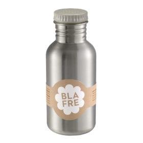 Blafre – Stalen Drinkfles 500 ml – Grijs