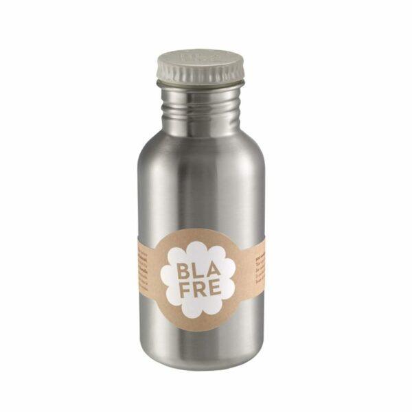 Blafre Steel bottle 500 ml - Grey