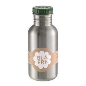 Blafre – Stalen Drinkfles 500 ml – Donkergroen