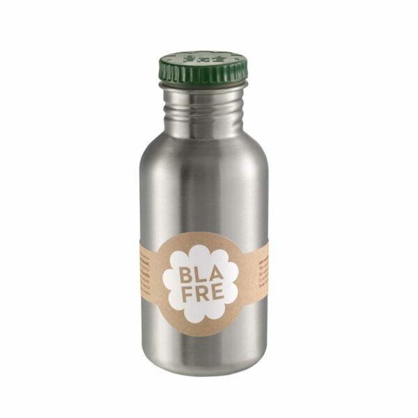 Blafre Steel bottle 500 ml - Light Green