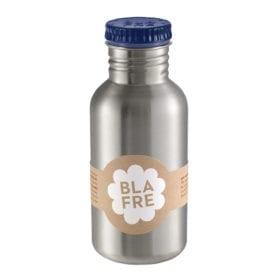 Blafre – Stalen Drinkfles 500 ml – Donkerblauw