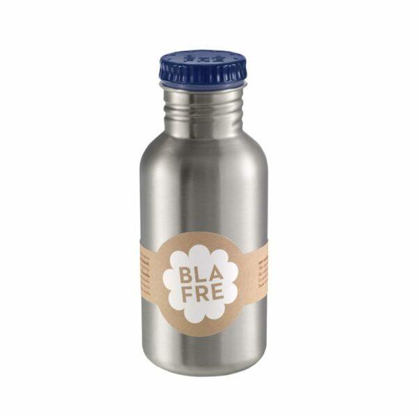 Blafre Steel bottle 500 ml - Dark Blue