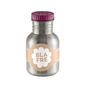 Blafre – Steel Bottle 300 ml – Plum Red