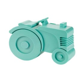 Lunch box – Tractor – Dark Green