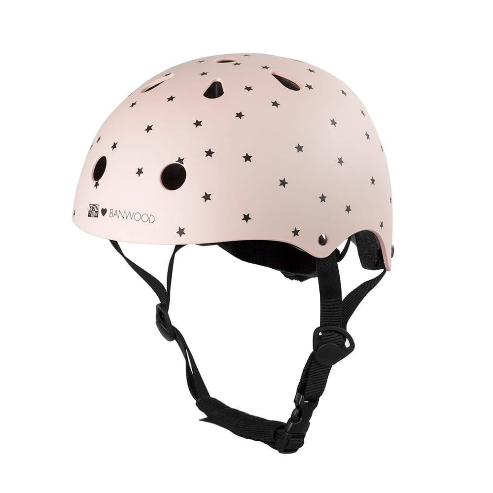 Banwood – Classic Helmet – Bonton Matte Pink