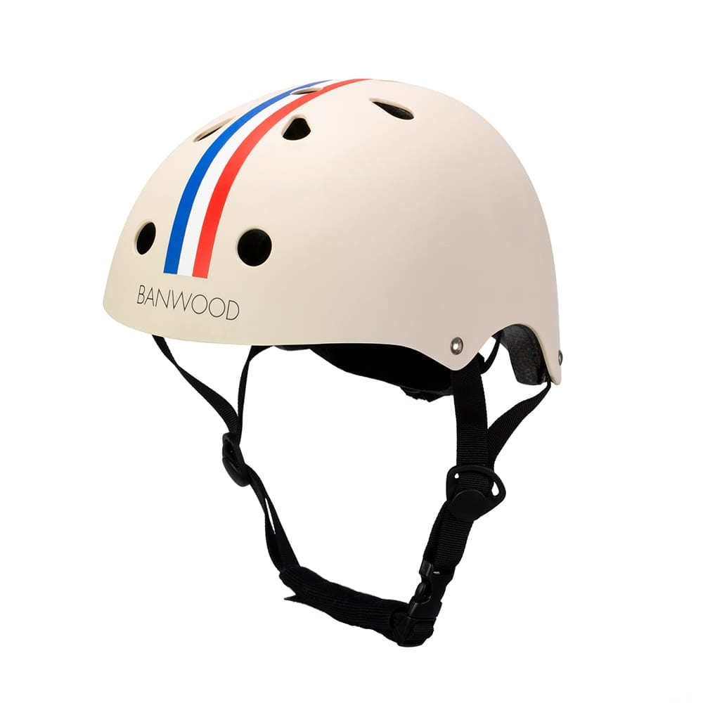 Banwood – Classic Helmet – Stripes