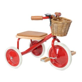 Dreirad – Trike Bike – Rot