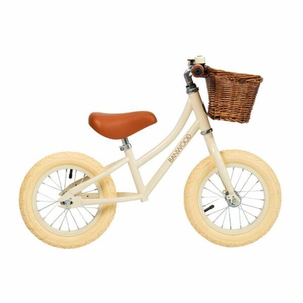 Banwood Balance Bike - First GO - Cream