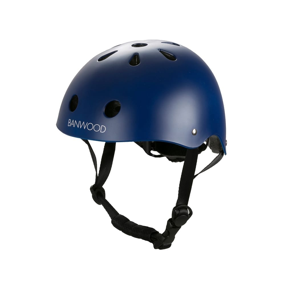 Kinder fietshelm – Navy Blauw