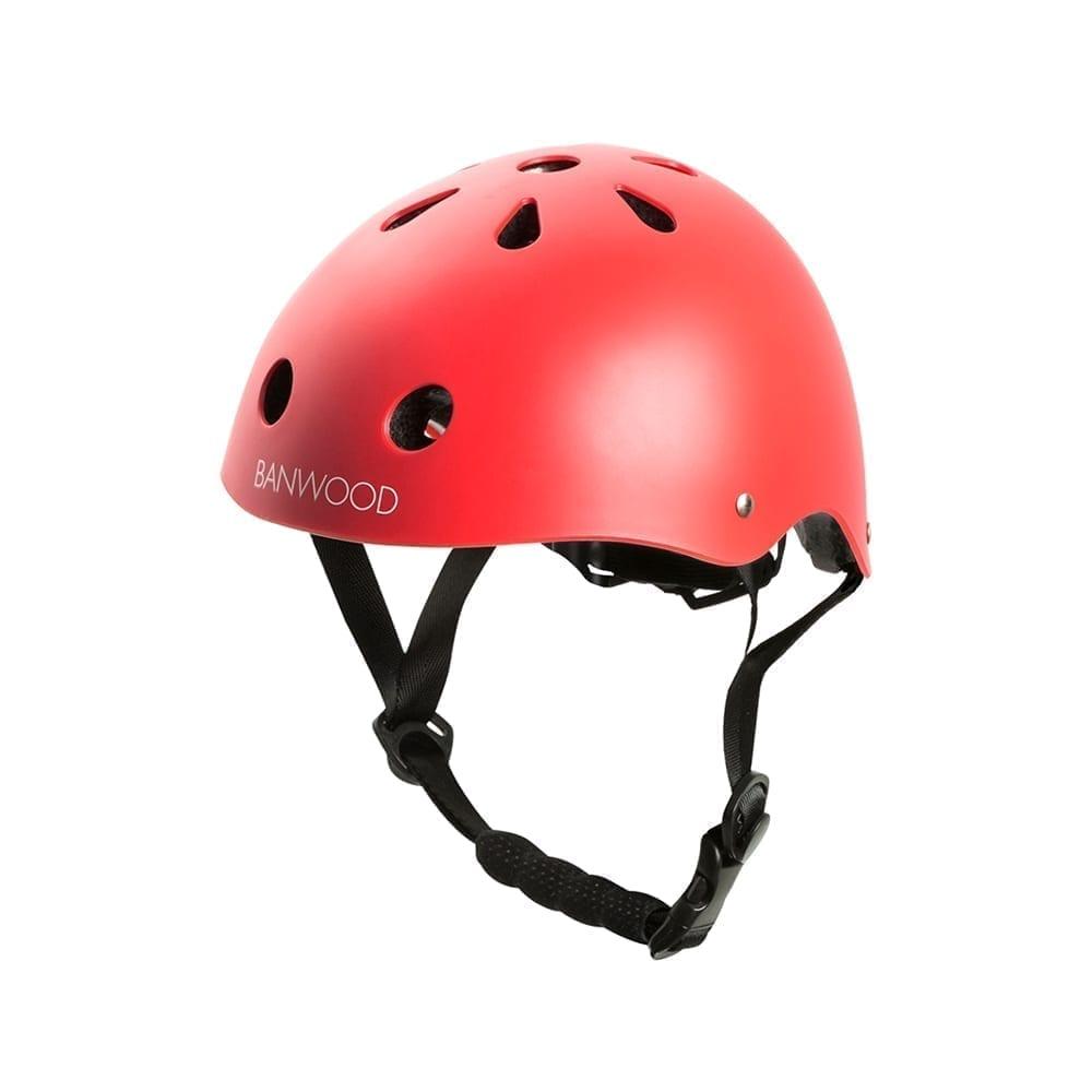 Banwood – Classic Helmet – Red