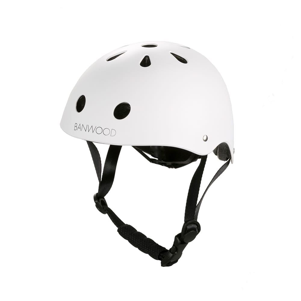 Classic Helmet – White