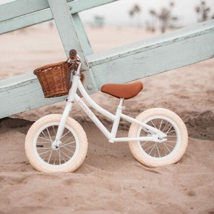 Banwood Balance Bike - First GO - White