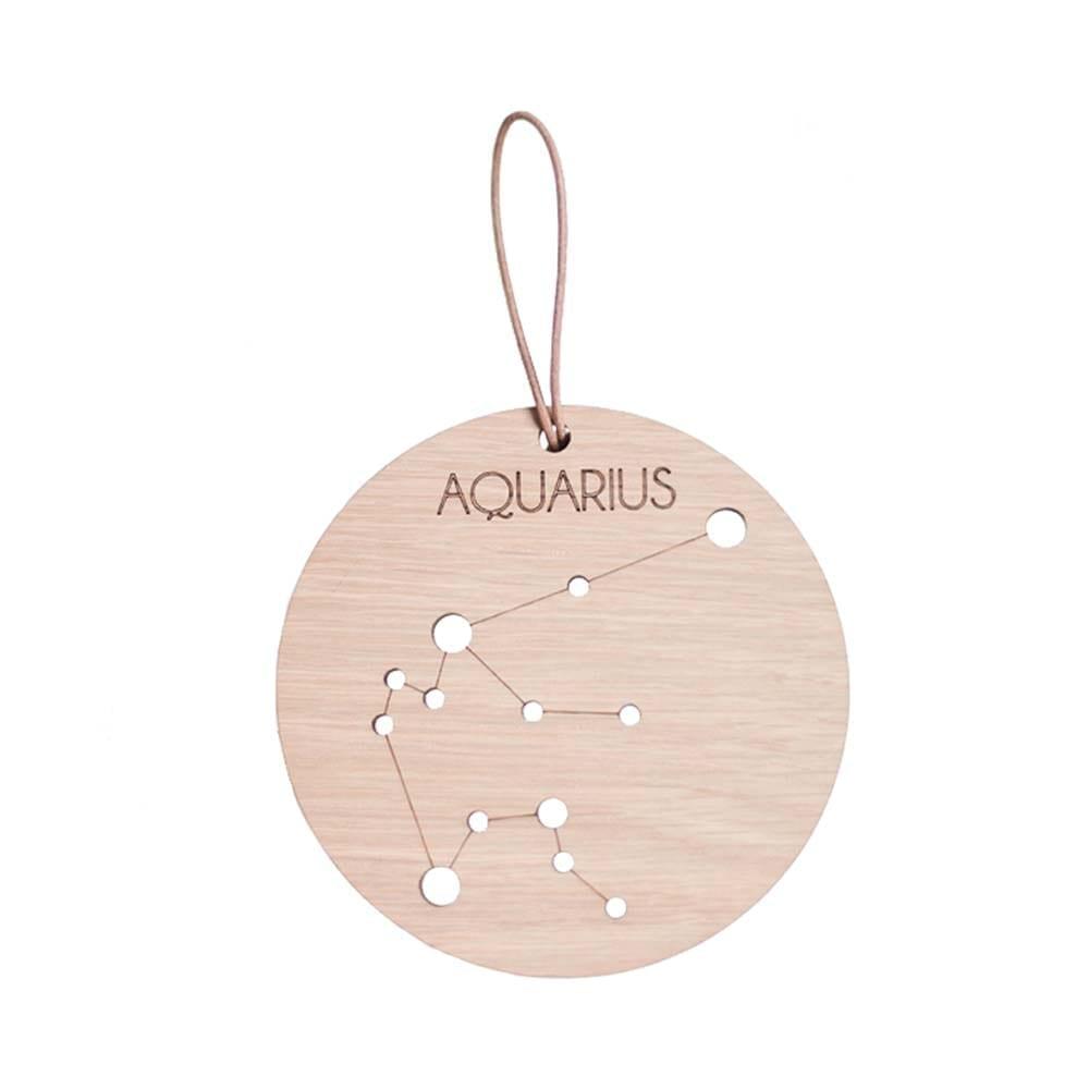 Wanddeko Sternzeichen – Wassermann