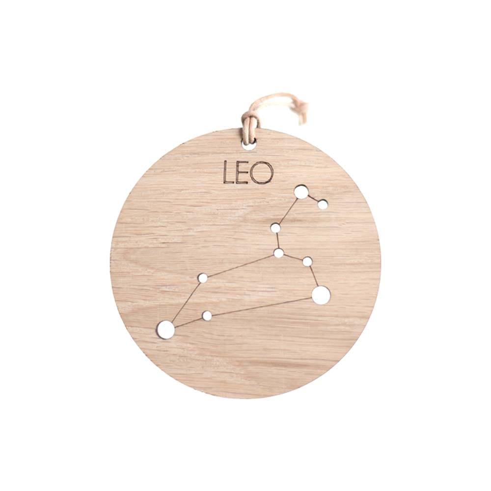 Wanddeko Sternzeichen – Löwe