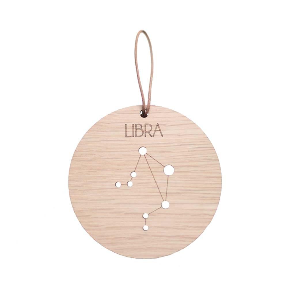 Wanddeko Sternzeichen – Waage