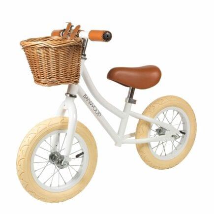 Banwood Balance Bike- First GO - White