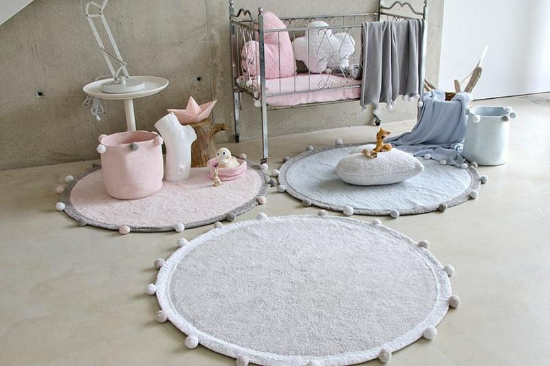 Lorena Cs Baby Room Rug Bubbly
