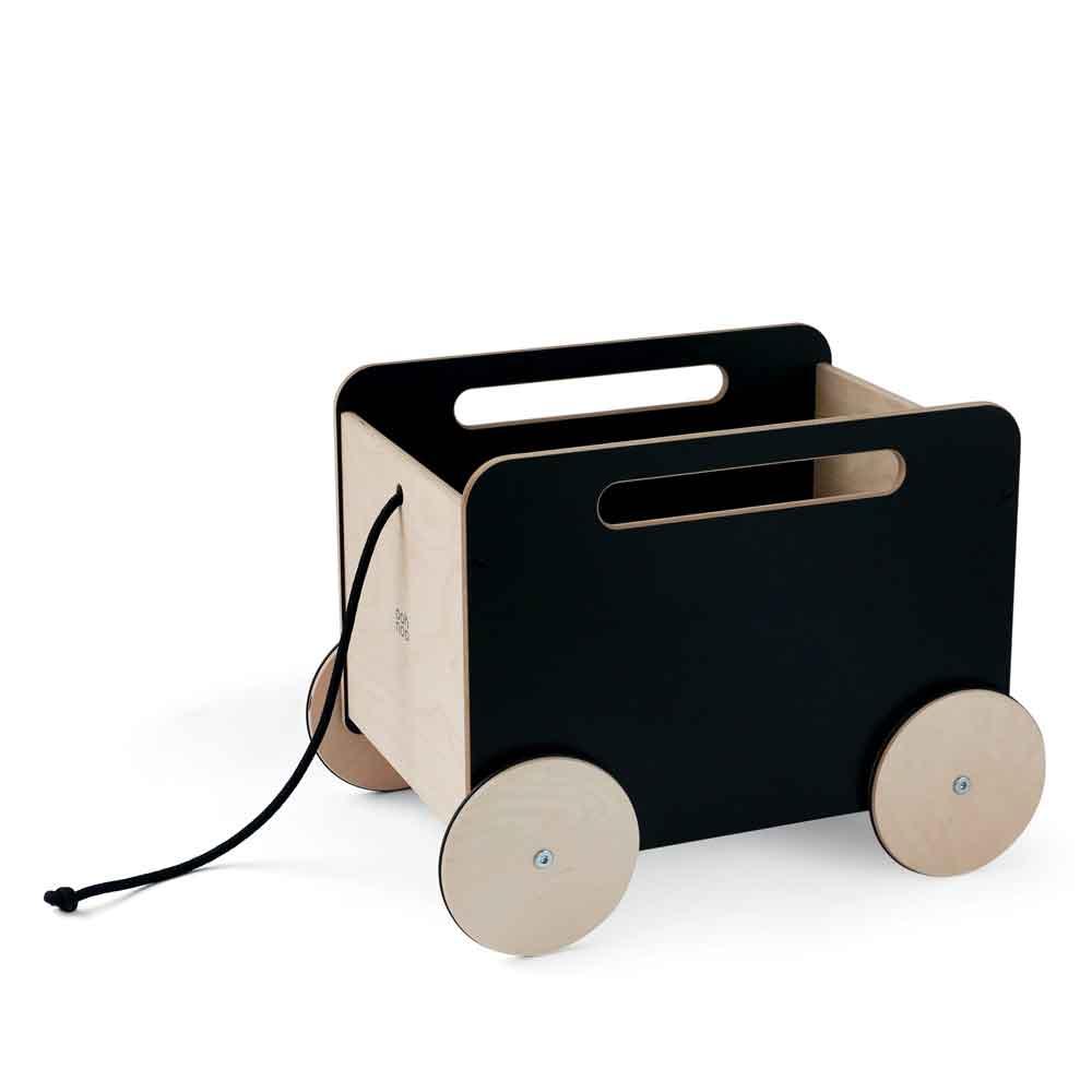 Spielzeugwagen – Schwarz