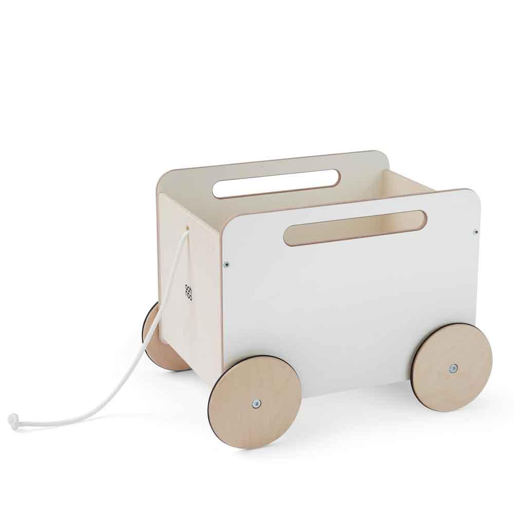 Spielzeugwagen – Weiß