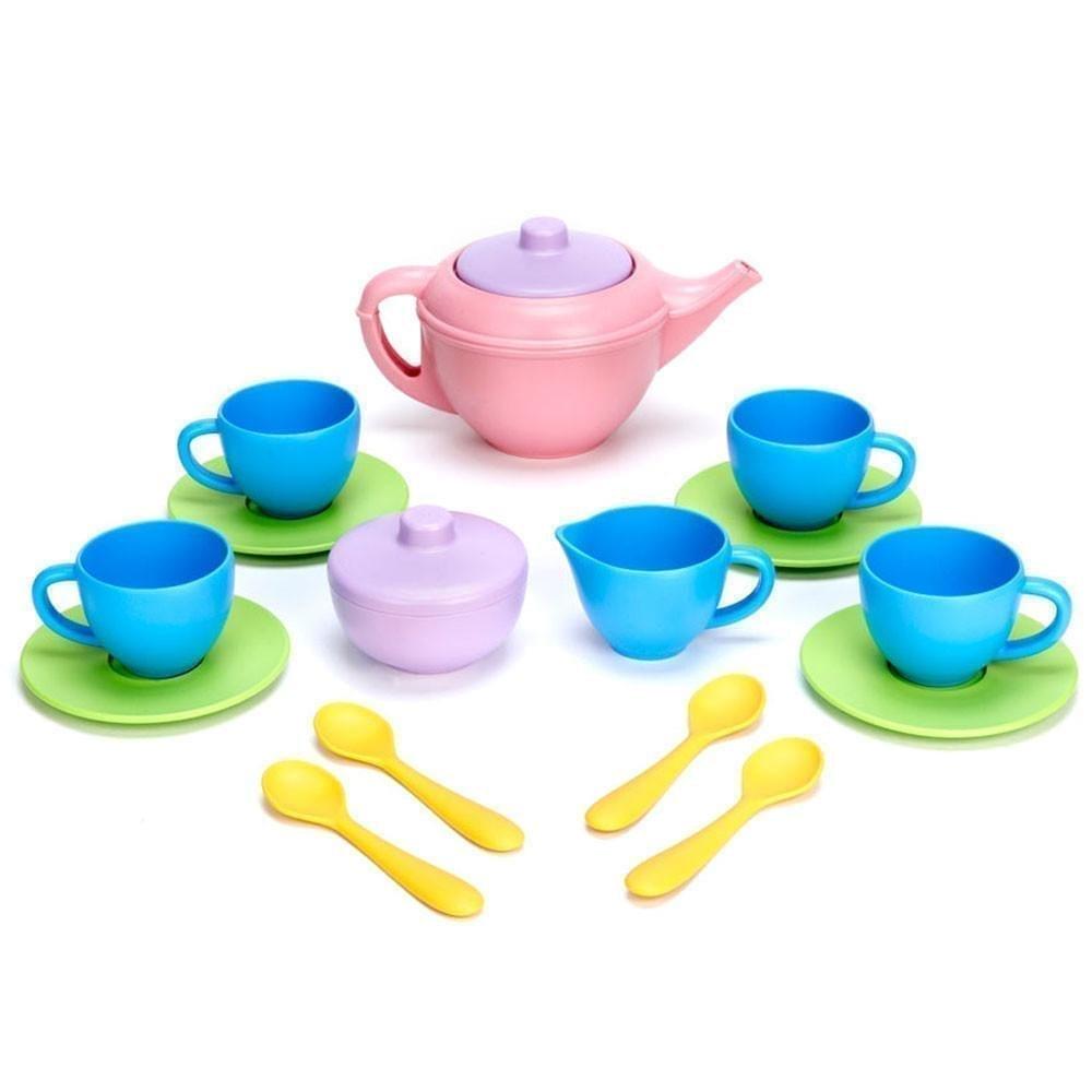 Green Toys – Tee Set – Pink