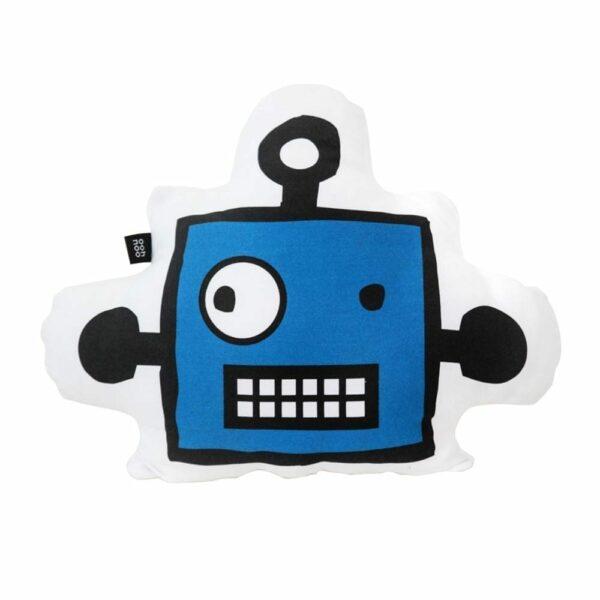 Ooh Noo - Robot Mask Cushion