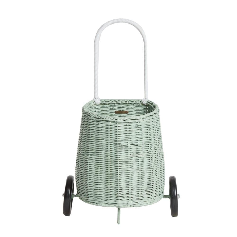 Olli Ella – Luggy Basket – Mint