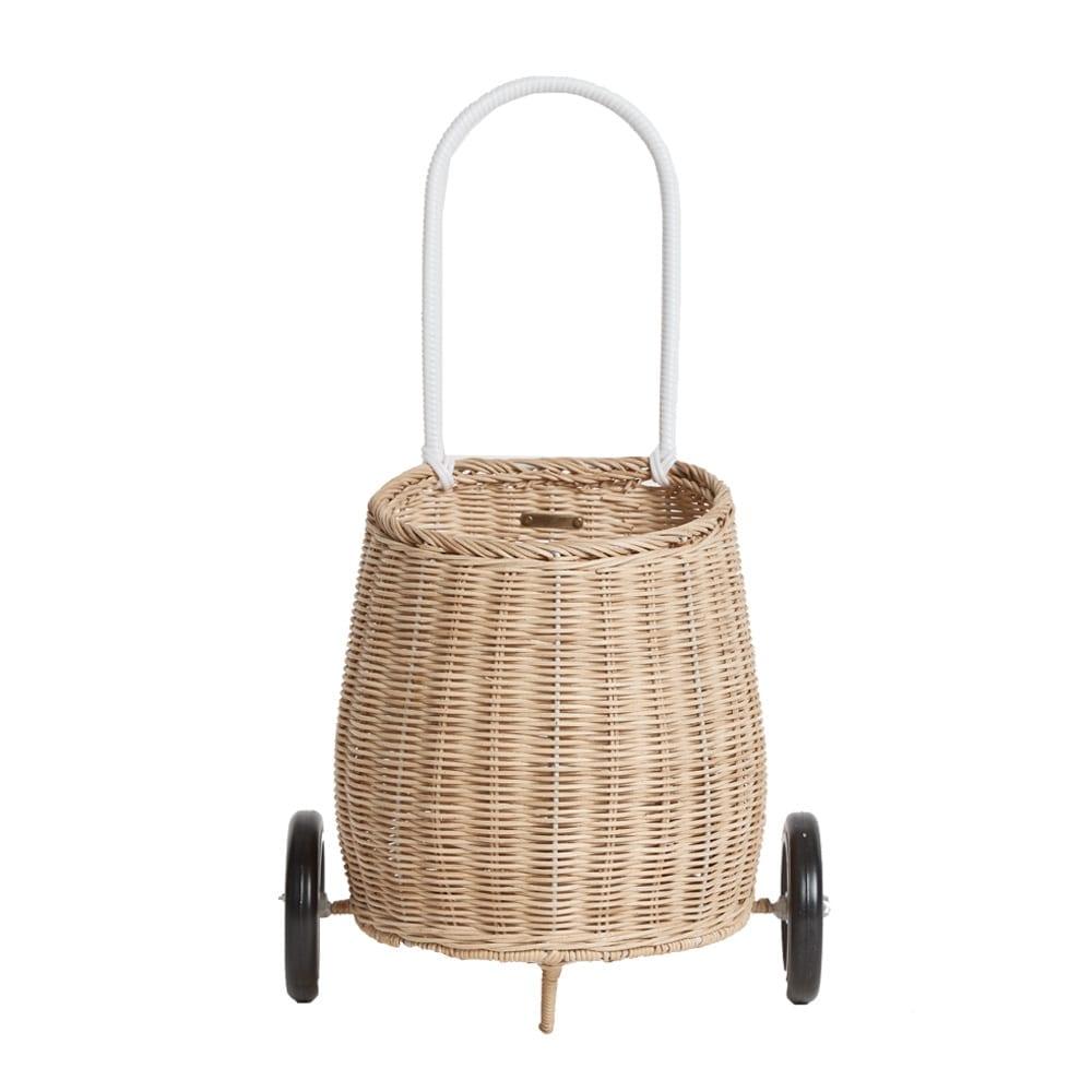 Olli Ella – Luggy Basket – Straw
