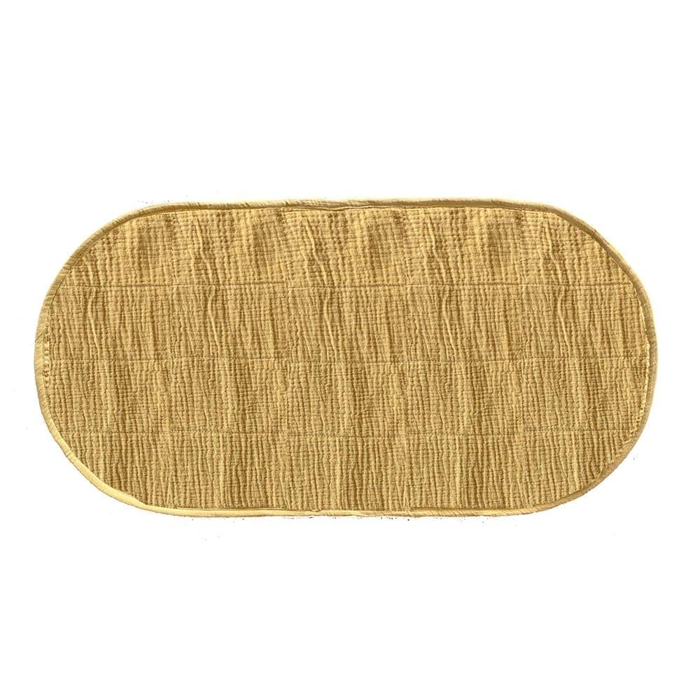 Olli Ella – Changing Basket Luxe Insert – Mustard