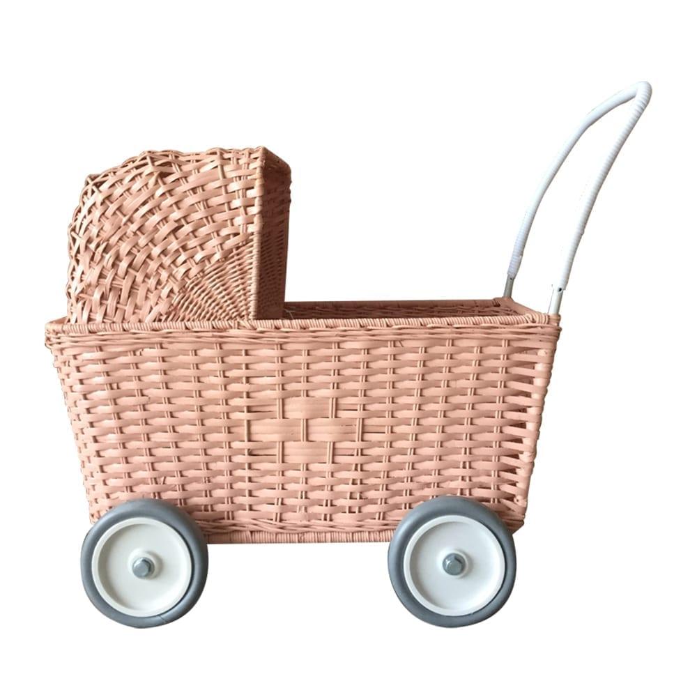 Olli Ella – Poppenwagen – Strolley – Rose