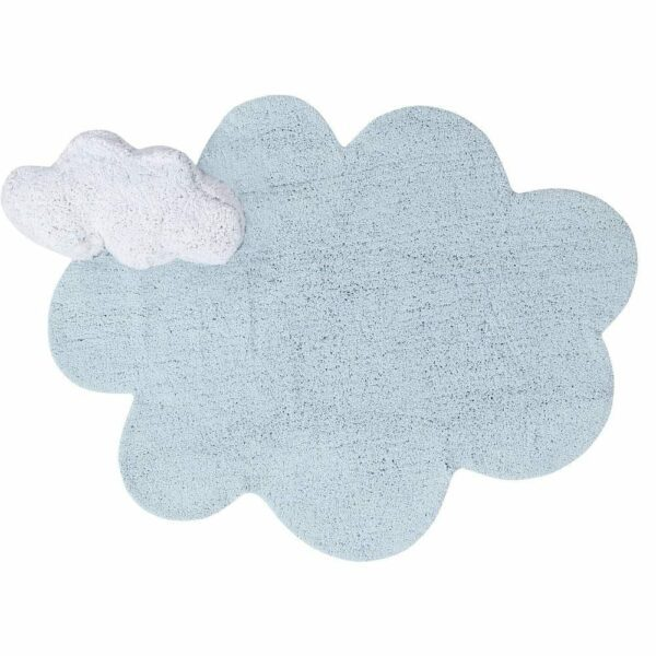 Lorena Canals - Washable Rug - Puffy Dream Blue