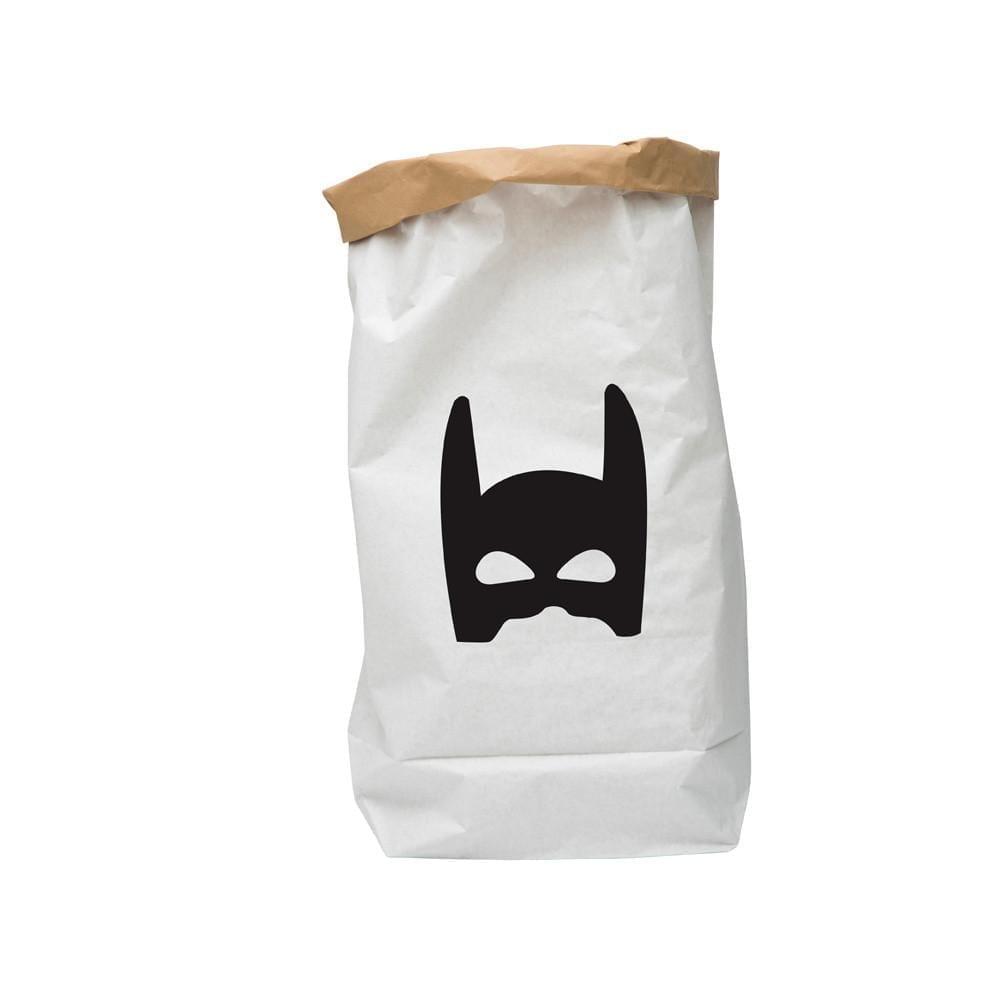 Toy Storage Bag – Paper – Superhero
