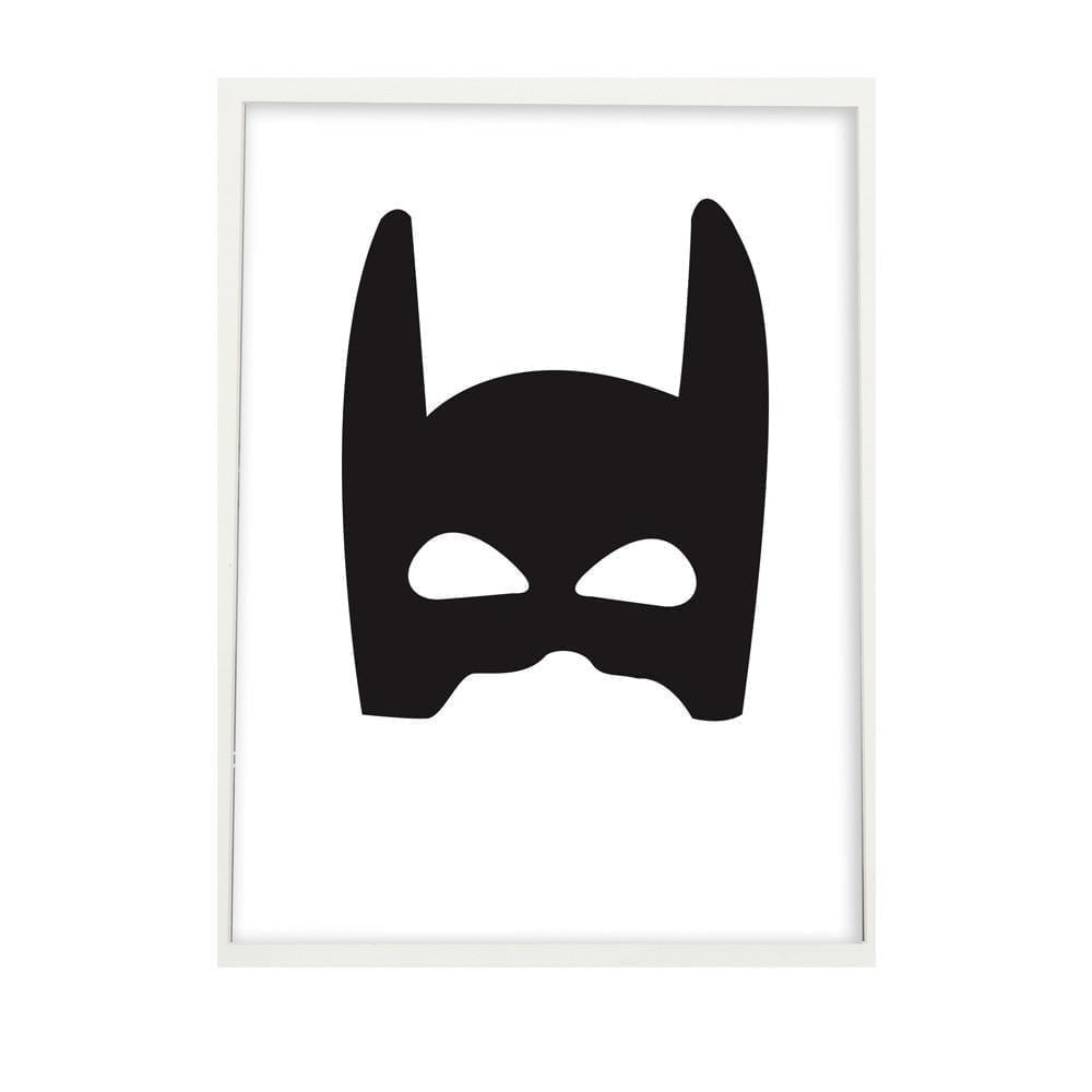 Poster Super Hero, A3