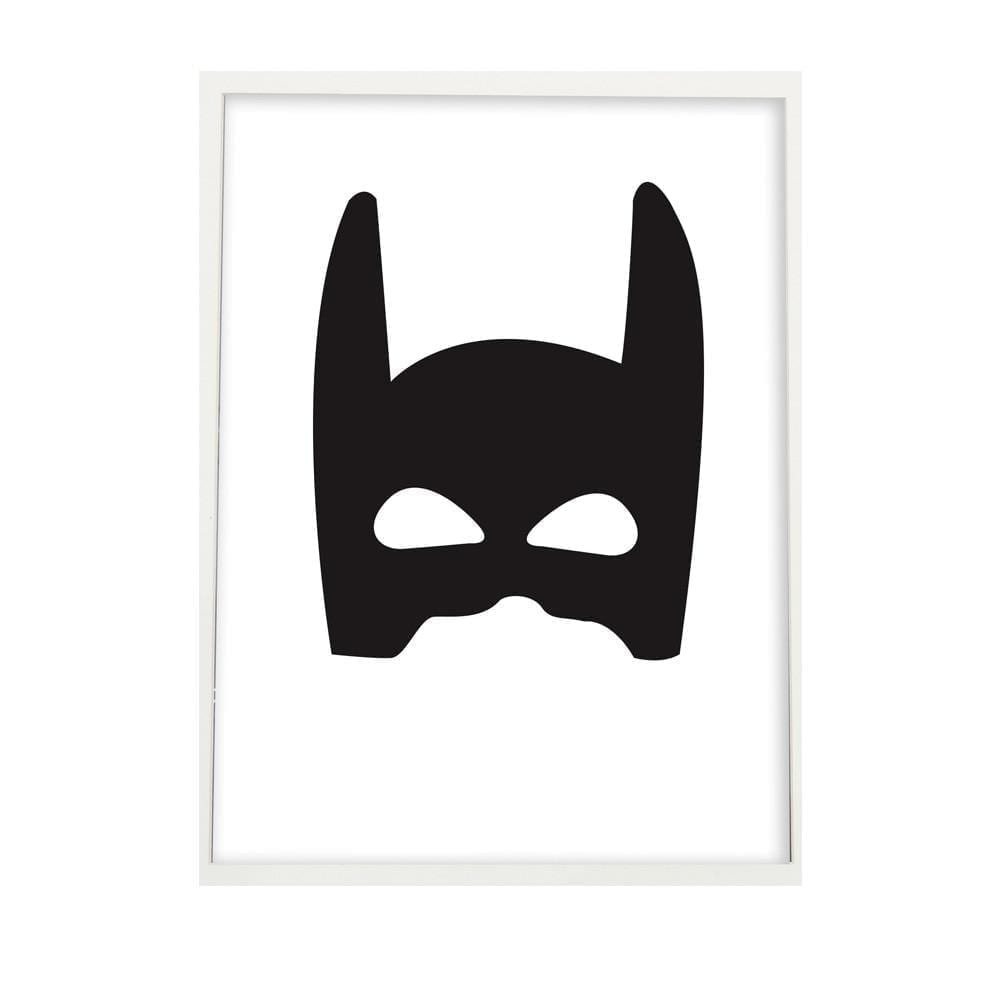 Tellkiddo – Poster Super Hero, A3