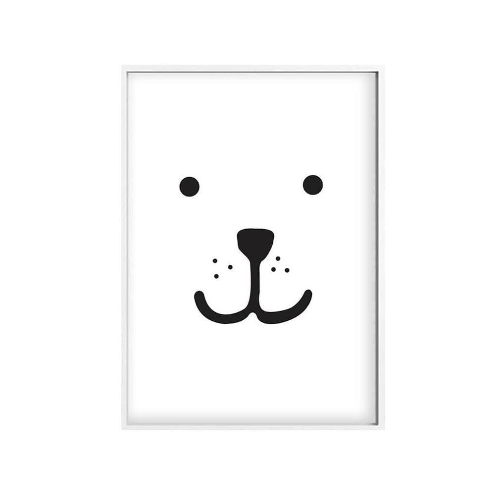 Tellkiddo – Poster Bear, A3