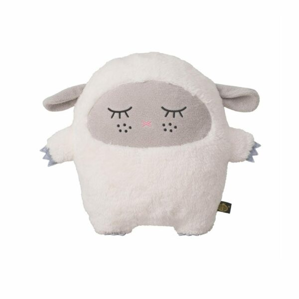 Ricewool Grey Face Doll