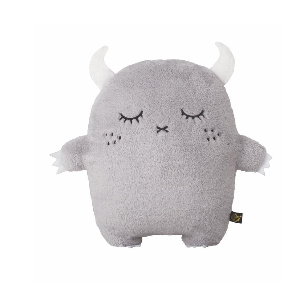 Noodoll – Ricepuffy Plush Toy/Cushion – Grey
