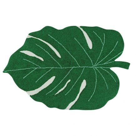Lorena Canals - Washable Rug - Monstera Leaf