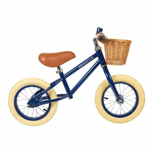 Banwood Balance Bike - First GO - Navy Blue