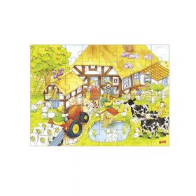 Puzzle, Granny and Granddad's Farm