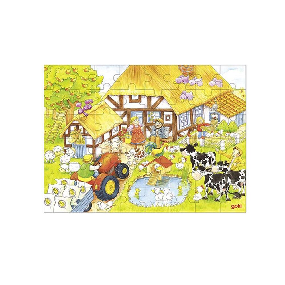 Goki – Puzzle – Granny and Granddad's Farm
