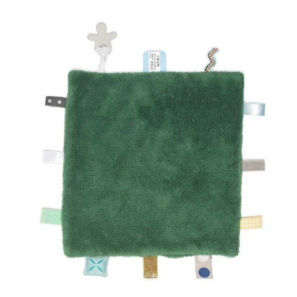 Comfort Blanket - Sweet Dreaming - Forest Green