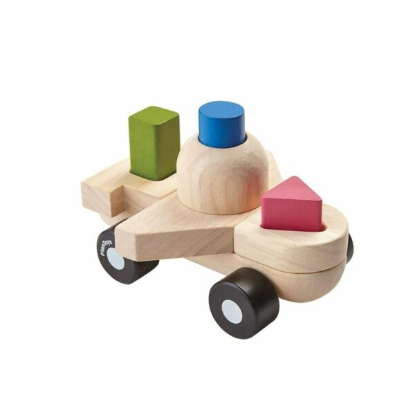 Plan Toys - Sorting Puzzle Plane