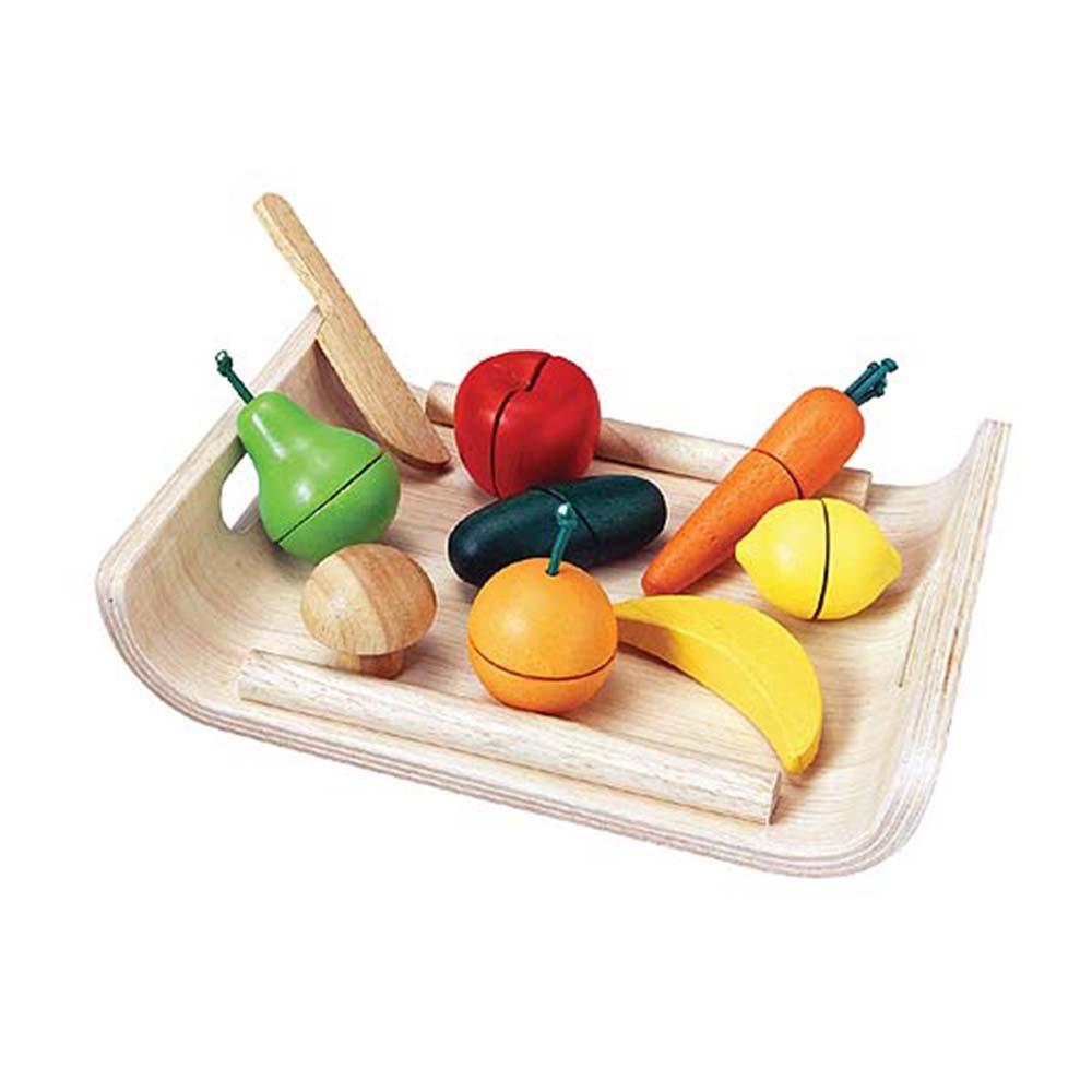 Schneidegemüse & Früchte