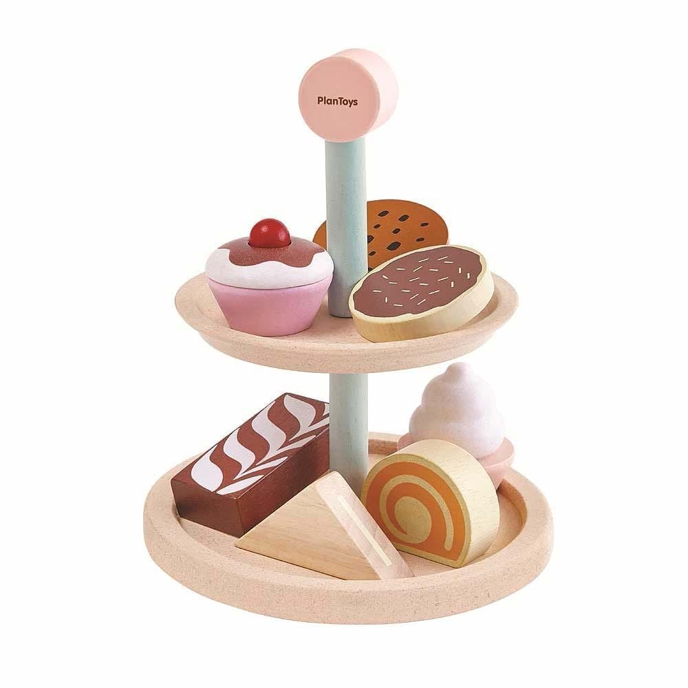 Plan Toys – Bakery Stand Set