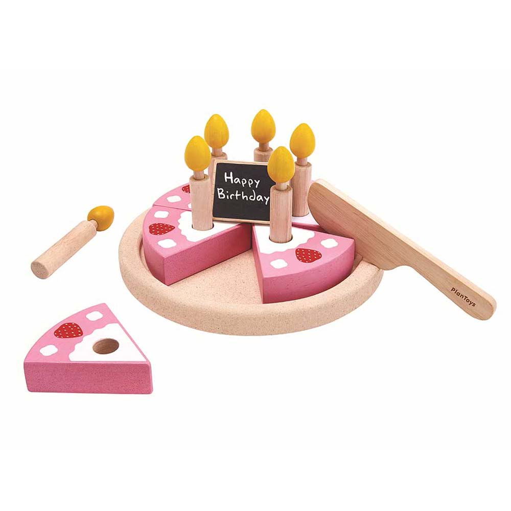 Plan Toys – Birthday Cake Set