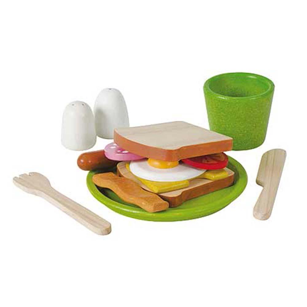 Plan Toys – Breakfast Menu